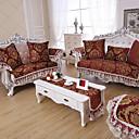 européen classique canapé couverture matelassée épaississement de coton de haute qualité antidérapante canapé en tissu coussin