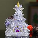 主導暖炉ランプが点灯は贈り物として結婚式の装飾の夜景のためのテーブルランプに触れます