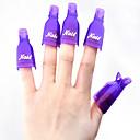 Soak Off Clip Cap Nail SalonTool Nail Art Make Up