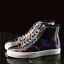 Muške cipele Čizme Ležerne prilike Koža Srebrna