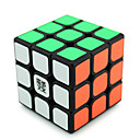 Magic Cube / Puzzle Toy IQ Cube Yongjun Three-layer Smooth Speed Cube Magic Cube puzzle Black / White / Pink Plastic