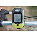 Ποδηλασία CiklokompjutoriAv - Prosječna brzina / SPD - Trenutna brzina / Odometer / Datum / pozadinsko osvjetljenje / GPS / Mjerač