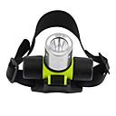 Osvětlení LED svítilny / Čelovky / Svítilny na potápění LED 1200 Lumenů 3 Režim Cree T6 18650 / AAAVoděodolný / Kompaktní velikost /