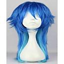 anime dramatični ubojstva dmmd seragaki Aoba cosplay vlasulja dvije nijanse plave Ombre sintetičke kose žene kostim stranke perika
