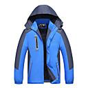 Planinarenje Softshell jakne UniseksVodootpornost / Prozračnost / Ugrijati / Quick dry / Vjetronepropusnost / Podesan za nošenje /