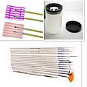 1Nastavte hřebík Tool Kit (15ks hřebík pero + 1ks hřebík speciální násadka + 1ks hřebík cup mytí pero)