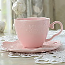 Minimalisme Articles pour boire, 200 ml Motif géométrique simple Céramique Café Thé Verres & Tasses Pour Usage Quotidien