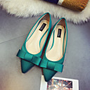 Heels Spring Summer Fall T-Strap PU Office & Career Stiletto Heel Others Black Purple Silver Gold