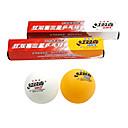 Uniseks Stolni tenis Ball Visoka elastičnost Bijela Obala 6 Plastika