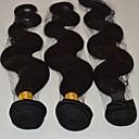 Lidské vlasy Vazby Brazilské vlasy Vlnité 6 měsíců 4 Vazby na vlasy