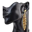 Žene Viseće naušnice Umjetno drago kamenjeOsnovni dizajn Jedinstven dizajn Prijateljstvo Moda Uglađeni Vintage Chrismas Bohemia Style