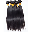 Lidské vlasy Vazby Brazilské vlasy Proste 18 měsíců Vazby na vlasy