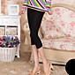 Žene Jedna boja Legging,Umjetna svila Tanke