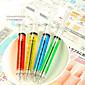 stříkačka pero injekční jehla trubice kuličkové pero lékař zdravotní sestra zábava (náhodné barvy)