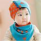 女性 / 男の子用 帽子&キャップ / よだれかけ バンダナ , 冬 コットン