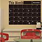 Tafel / Mode / Abstrakt Wand-Sticker Tafel Wandsticker , Vinyl stickers 60*92cm