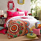 Cvijetan Pamuk / Silk/Cotton Blend 4 komada Poplun Cover Sets