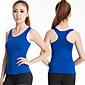 Žene Bez rukava Trčanje Potkošulja Quick dry Kompresija Proljeće Ljeto Jesen Zima Sportska odjeća Yoga Sposobnost TrčanjePolyester