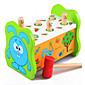 dječje obrazovne hrčak udaraljke voćnog crva velike drvene igračke na ranom djetinjstvu