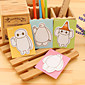 1PC Cute N Sticky Note Instruction Labels