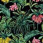 Nástěnná malba Květinový Tapeta Moderní Wall Krycí,Plátno Ano