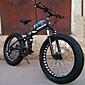 Mountain Bike / Folding bicikle Biciklizam 21 Brzina 26 inča/700CC Uniseks Dvostruka disk kočnica Suspension ForkStražnja suspenzija /