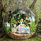 chi zabava Kuća DIY kabina b-011 Alice šuma kuća modela ručne rođendan dar ideja