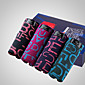 SHINO® Bavlna / Bambusové uhlíkové vlákno Slipotrenky 4 / box-F017