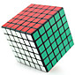 Shengshou® スムーズなスピードキューブ 6*6*6 蛍光型 / プロフェッショナルレベル ストレス鎮痛 / マジックキューブ / パズルのおもちゃ 黒フェード / アイボリー プラスチック