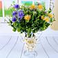 1 1 Podružnica Plastika Biljke Cvjeće za stol Umjetna Cvijeće 32cm