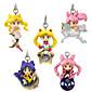 Sailor Moon Princess Serenity PVC 5cm Anime Akcijske figure Model Igračke Doll igračkama