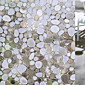 Geometrijski oblici Suvremeni Film za prozor,PVC/Vinil Materijal prozor dekoracija