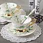 Hrnečky / Lahve na vodu / Kávové šálky / Čaj a nápoje 1 PC Keramika, -  Vysoká kvalita