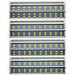 25W R7S Trubice Trubice SMD 5730 2480 lm Teplá bílá / Chladná bílá V 4 ks