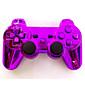 pokovování bezdrátových joystick Bluetooth dualshock3 SIXAXIS dobíjecí řadiče gamepad pro PS3