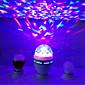 laserové světlo stádia velká bublina stroj vedl světlo bar světlo Magic Ball 15,5 * 8,8 cm