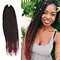 Senegal Twist prýmky Prodloužení vlasů 20Inch Kanekalon 35 Strands (Recommended By 3 Packs for a Full Head) Pramen 98g gram vlasy copánky