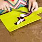 1 ks Prkénko For u ovoce pro Vegetable u masa Pro kuchyňské náčiní Plast Šetrný k životnímu prostředí Vysoká kvalita Tvůrčí kuchyně Gadget