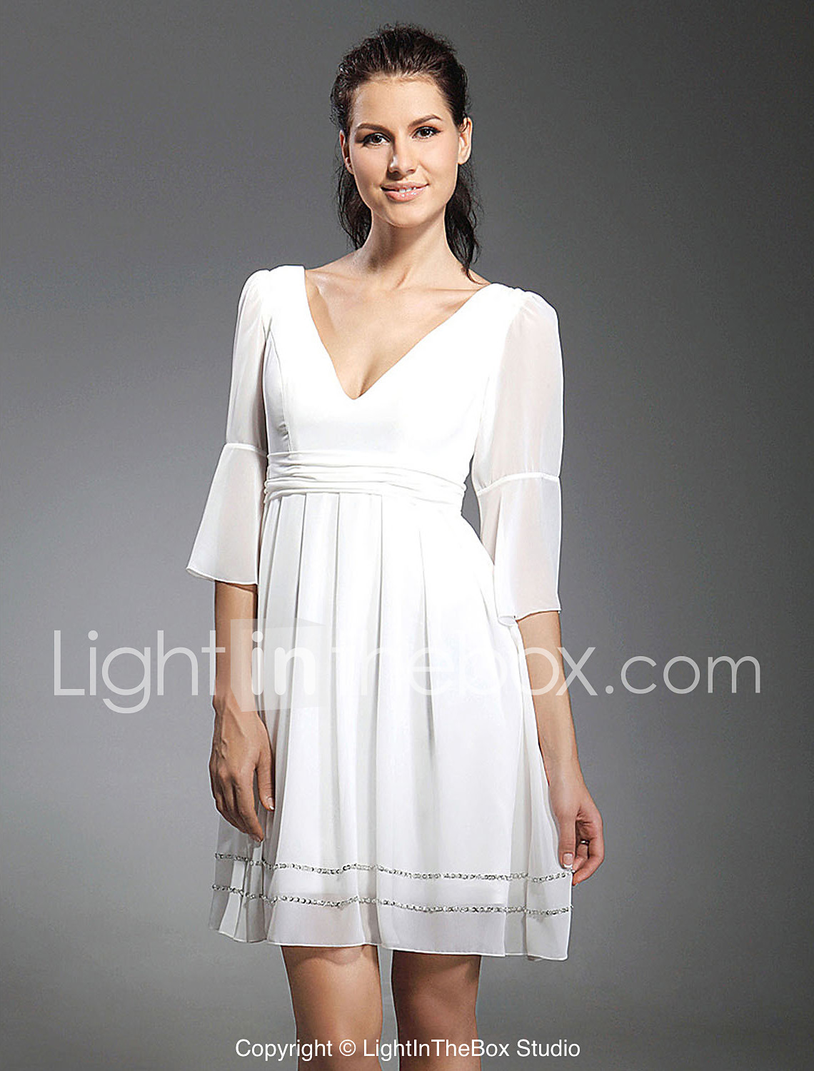 X large white dresses victoria